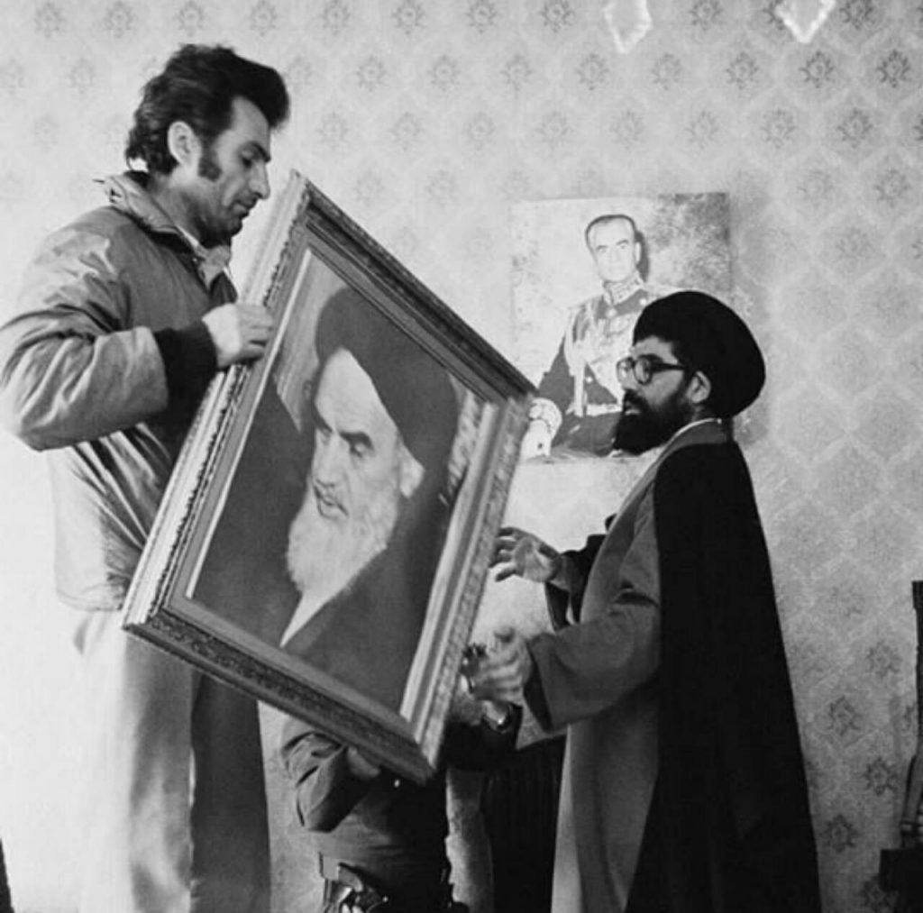 تصویری از روزهای انقلاب ۵۷