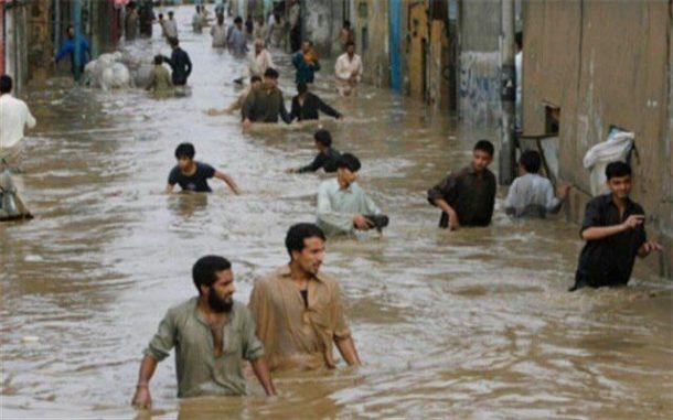 سیل در استان سیستان و بلوچستان